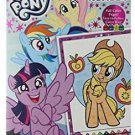 Bendon Color by Number My Little Pony (Pack of 2)