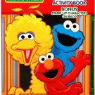 Sesame Street Gigantic Coloring and Activity Book