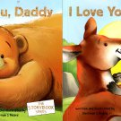 I Love You, Mommy, Daddy - The Storybook Series - Books (Set of 2 Books)