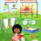 Stick-to Learning - First to Words - Sticker Book