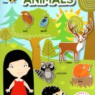 Stick-to Learning - Animals - Sticker Book