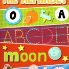 Stick-to Learning - The Alphabet - Sticker Book