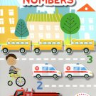 Stick-to Learning - Numbers - Sticker Book