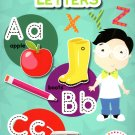 Stick-to Learning - Letters - Sticker Book