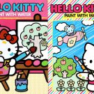 A Paint with Water - Hello Kitty - Just Add Water - (Set of 2 Books)