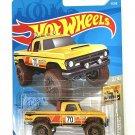 DieCast Hotwheels '70 Dodge Power Wagon 3/250 (Gold), Baja Blazers 2/10