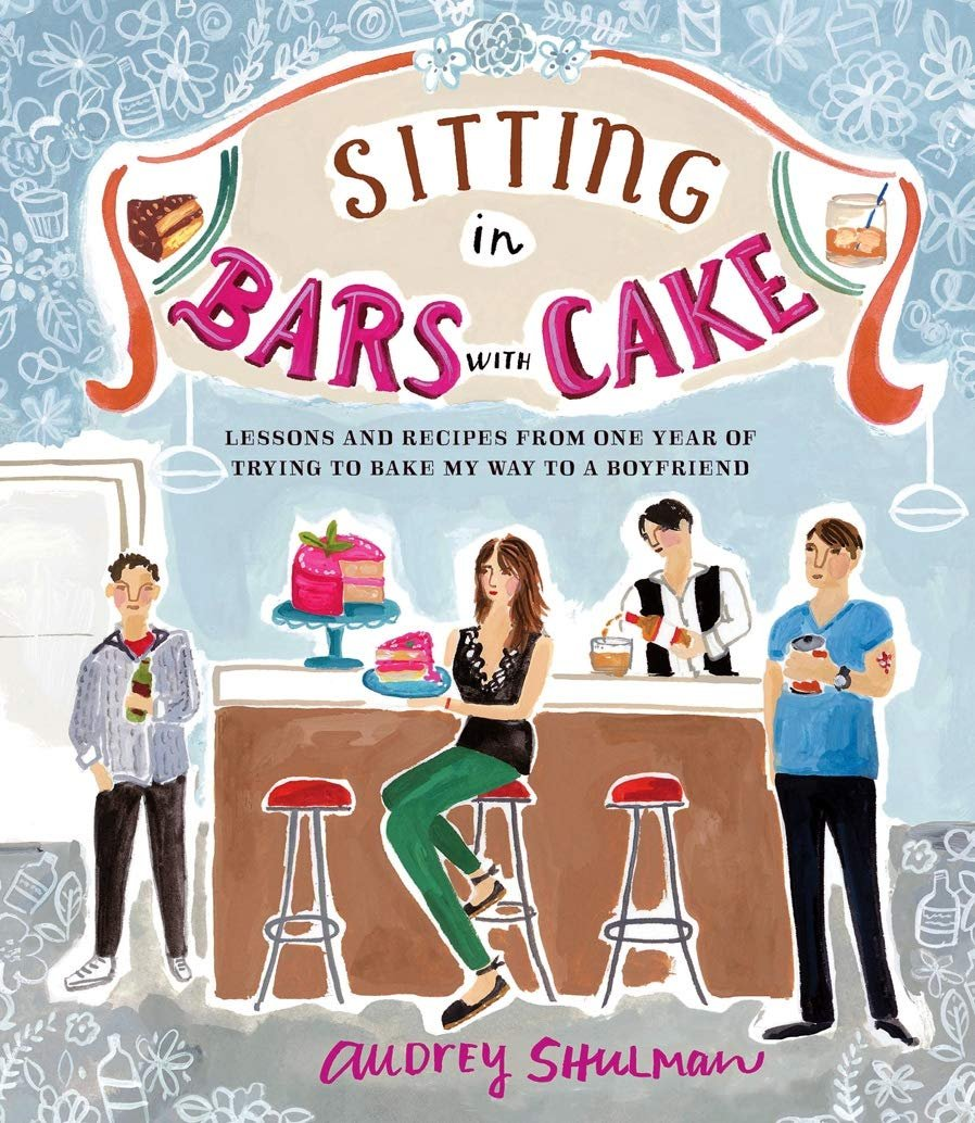 Sitting in Bars with Cake. Book