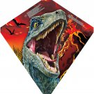 EZBreezy 22in Jurassic World Raptor Diamond Kite
