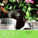 Flower Pots - 500 Piece Jigsaw Puzzle
