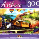 County Express by Argus Fong - 300 Piece Jigsaw Puzzle