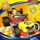 Disney Junior - Mickey and The Roadster Racers - 24 Pieces Jigsaw Puzzle - v5