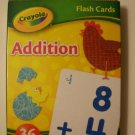 Crayola Educational Flash Cards ~ Addition