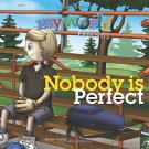 Nobody is Perfect Hardcover Book