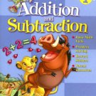Addition and Subtraction: Grade 1 (Adventures in Learning) Paperback Book