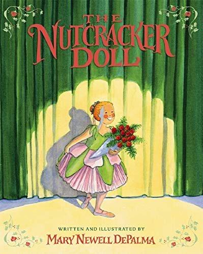 The Nutcracker Doll Hardcover. Book
