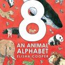 8: Animal Alphabet Hardcover Book