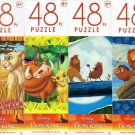 The Lion King - 48 Pieces Jigsaw Puzzle (Set of 4)
