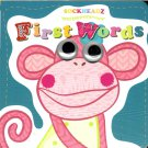 SOCKHEADZ : FIRST WORDS Learning to Read Board Book