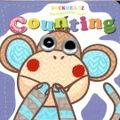 SOCKHEADZ : Counting Board Book