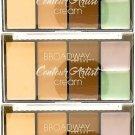 Broadway Colors (1) Contour Artist Cream - Cream Contour Kit - BCK01 Light/Medium set of 3