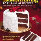 Southern Living 2011 Annual Recipes Hardcover Book