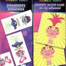 Trolls World Tour - Domino & Game Puzzle 28 Piece