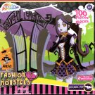 Fashion Monsters - 100 Piece Puzzle v1