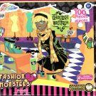Fashion Monsters - 100 Piece Puzzle v3