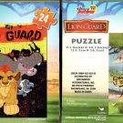 Disney Junior Lion Guard - 24 Pieces Jigsaw Puzzle (Set of 2)