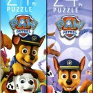 Nickelodeon Paw Patrol - 24 Pieces Jigsaw Puzzle (Set of 2)