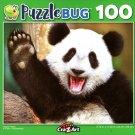 Happy Panda - 100 Piece Jigsaw Puzzle