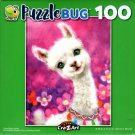 Cute Baby Liama - 100 Pieces Jigsaw Puzzle