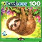 Cute Baby Sloth - 100 Piece Jigsaw Puzzle