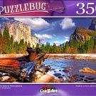 Yosemite National Park,California - 350 Pieces Jigsaw Puzzle