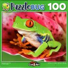 Red Eyed Tree Frog - 100 Piece Jigsaw Puzzle