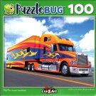 Big Truck - 100 Piece Jigsaw Puzzle