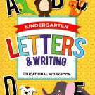 Good Grades Kindergarten Educational Workbooks Letters & Writing - v5