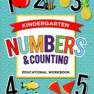 Good Grades Kindergarten Educational Workbooks Numbers & Counting - v5