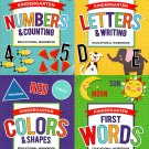 Good Grades Kindergarten Numbers & Counting, Colors & Shapes, Letters & Writing, First Words