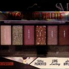 Smoke&Mirrors Eye shadow Palette - Nude Obsession, Ultra Pigmented, Long Lasting