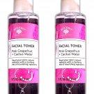 Bolero Facial Toner Pink Grapefruit + Cactus Water 5fl oz 147.8ml (Set of 2 Pack)