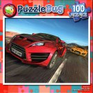 Road Racer - 100 Pieces Jigsaw Puzzle