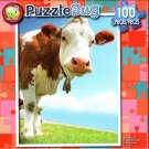 Moo Moo Cow - 100 Piece Jigsaw Puzzle