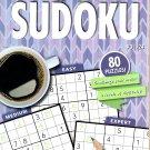Large Print Sudoku Puzzle - Easy - Medium - Expert - All New Puzzles - Vol.24