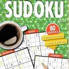 Large Print Sudoku Puzzle - Easy - Medium - Expert - All New Puzzles - Vol.25