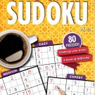 Large Print Sudoku Puzzle - Easy - Medium - Expert - All New Puzzles - Vol.26