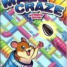 Maze Craze Activity Book for Kids Easy Medium Hard Levels - v4
