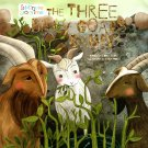 The Three Billy Goats Gruff - 5 Minute Story time - Classic Fairy Tales