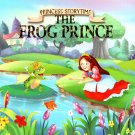 Princess Story Time - The Frog Princess Children Book