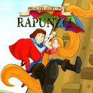 Princess Story Time - Rapunzel Children Book